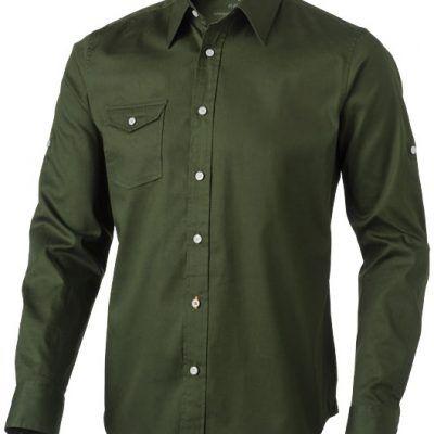 žali marškiniai