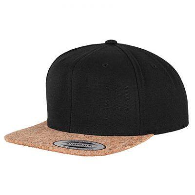 kepurėlė su logotipu