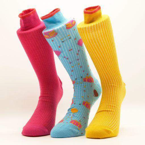reklaminės kojines