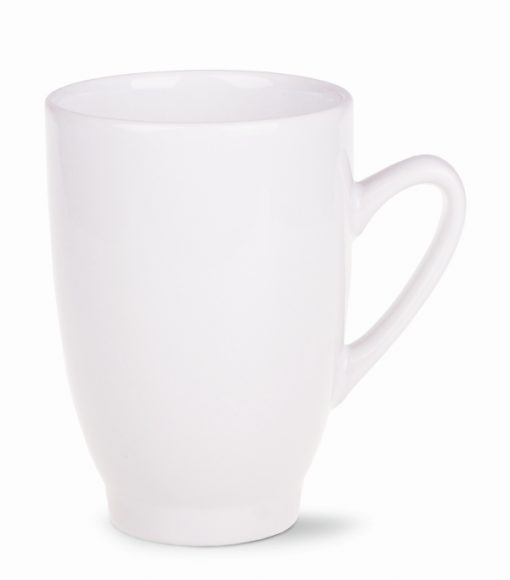 puodelis su logotipu