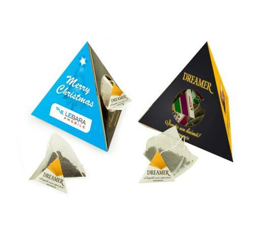 Arbata piramidėje